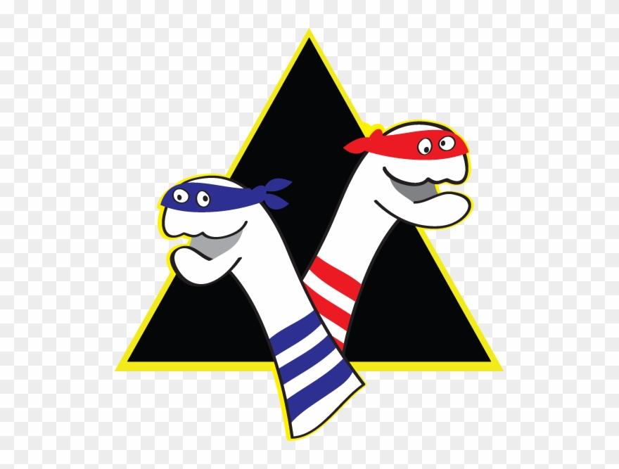 Sock Puppet Ninjas Clipart (#2286347).