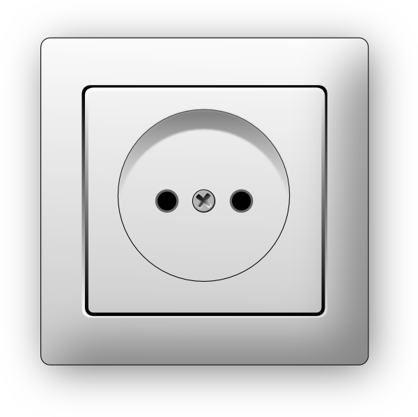 Wall Outlet Clip Art at Clker.com.