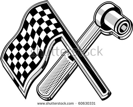 Socket Wrench Isolated Stock Photos, Royalty.