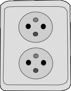 Socket Clip Art Download.
