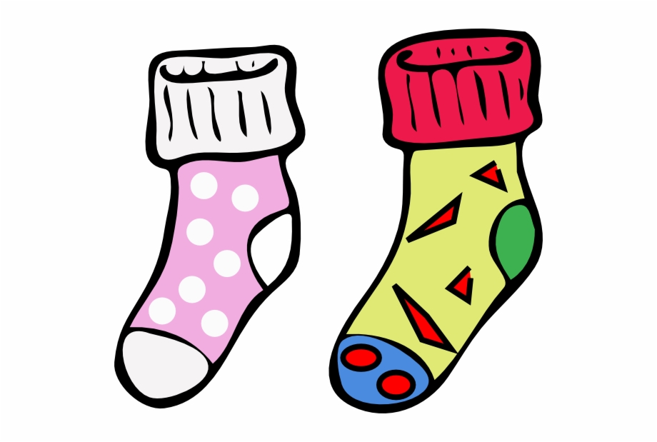 Socks2 Clip Art At Clker.