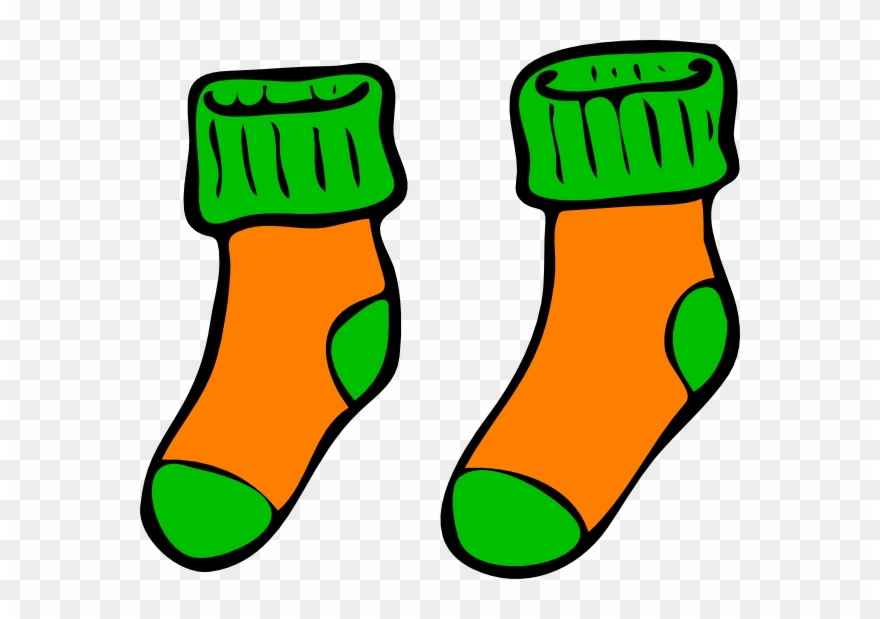 Pattern Clipart Sock.