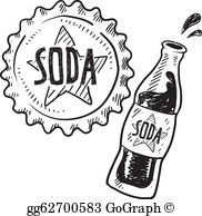 Soda Bottle Clip Art.