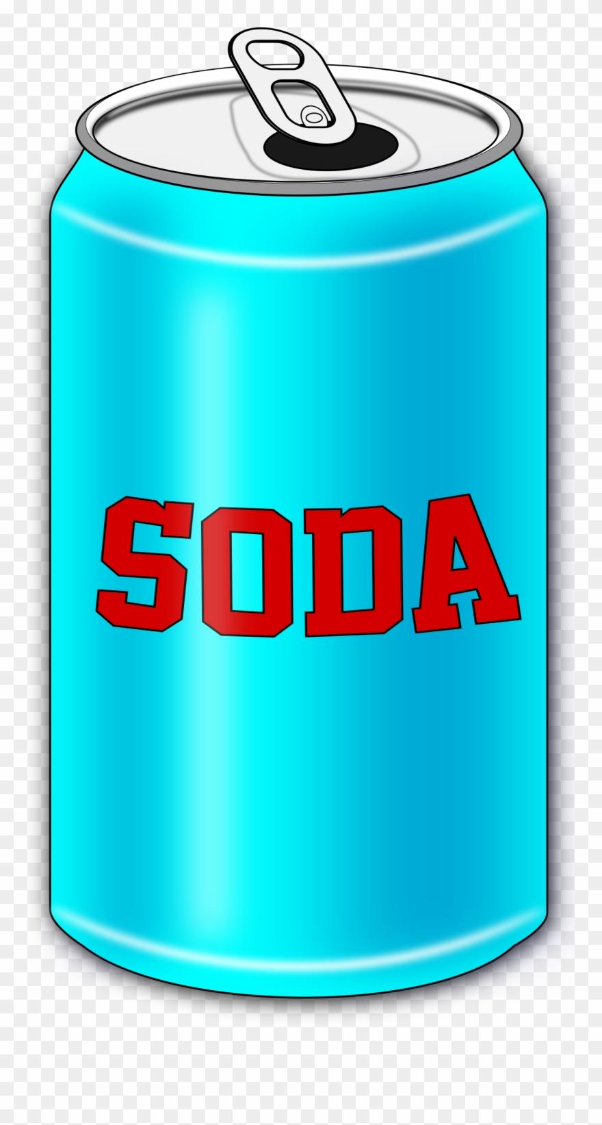 Soda Can.