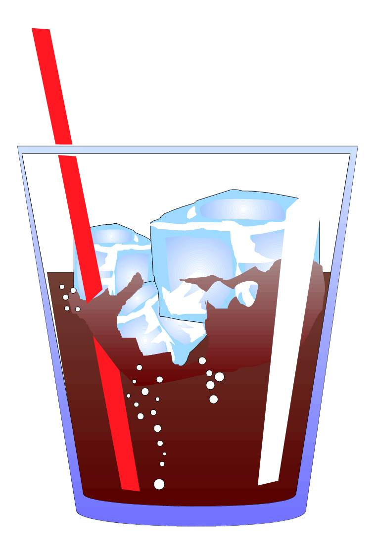 Soft drinks clipart clipground for Graphics clipart