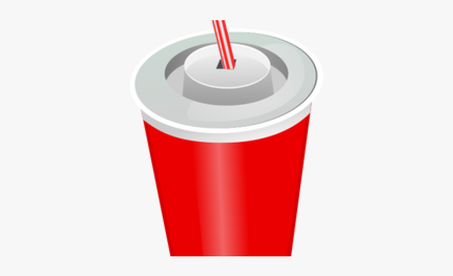 Drink Clipart Cup Straw.
