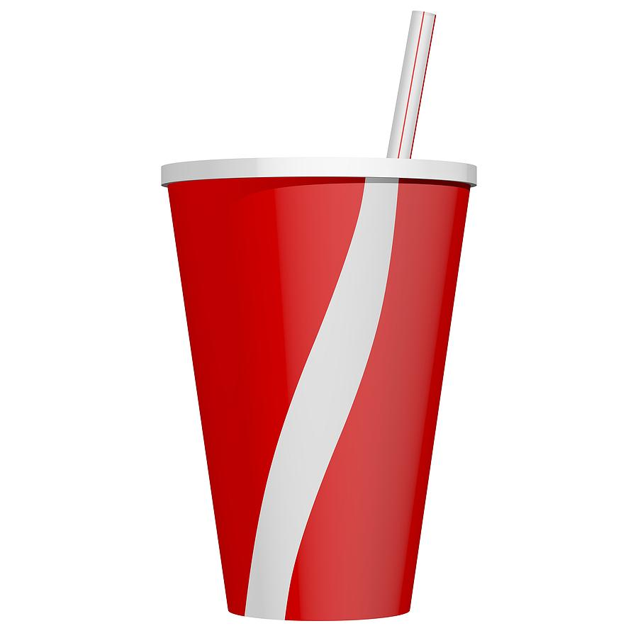 Soda cup clipart » Clipart Station.