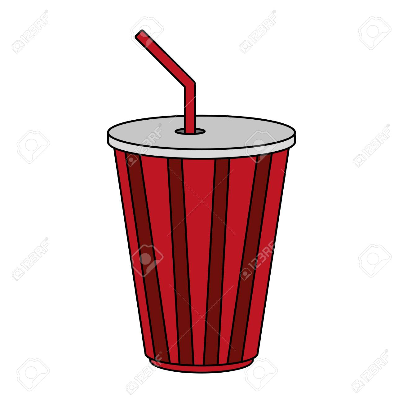 Soda Clipart soda cup 5.