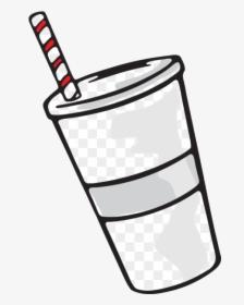 Transparent Soda Cup Png.