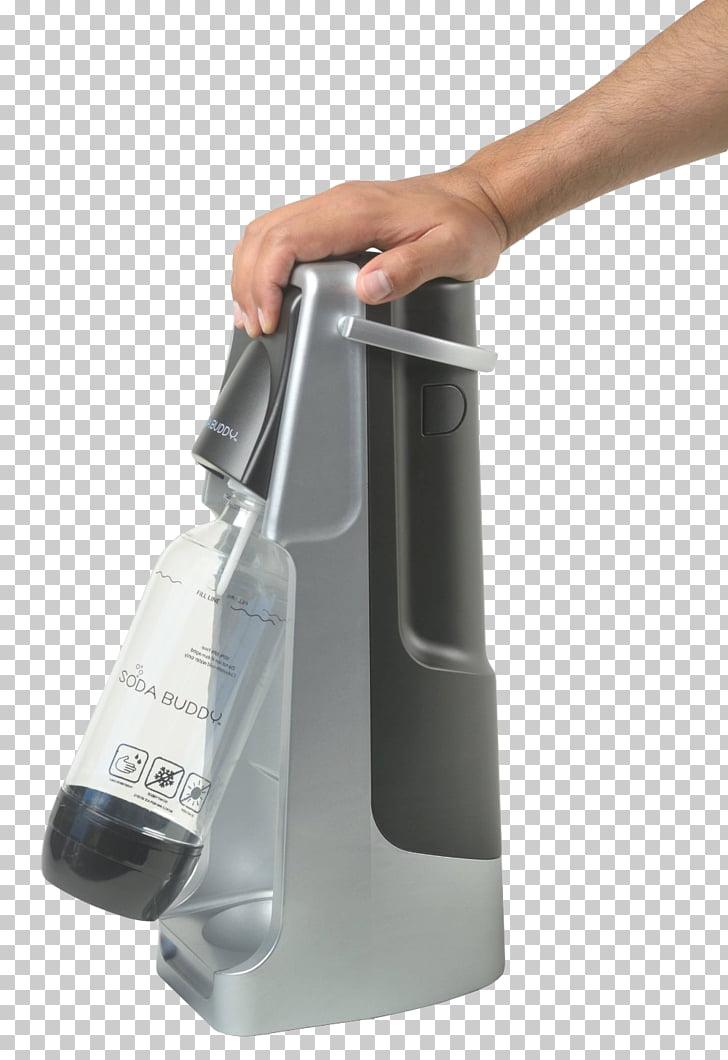Soft drink Fizz Carbonated water Machine Bottle, Soda Maker.