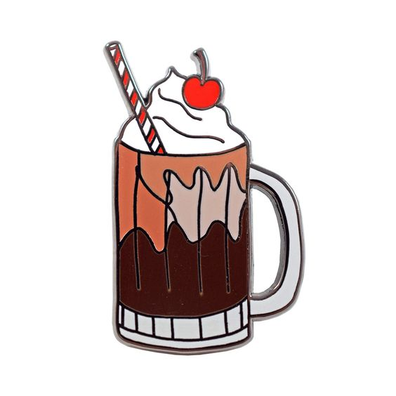 Root Beer Float Clipart.