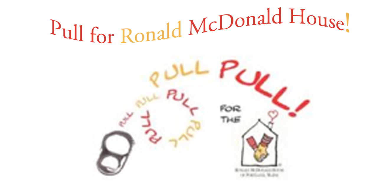 Showing post & media for Soda tabs ronald mcdonald house flyer.