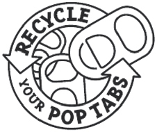 Pop Tabs Clipart.