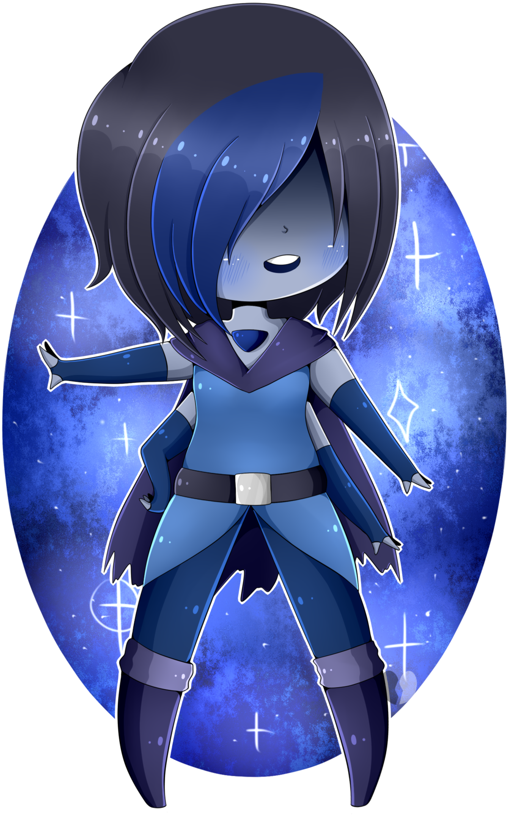 Sodalite by Cain.