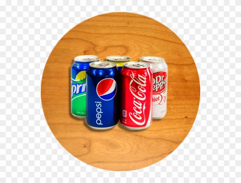 Can Sodas.