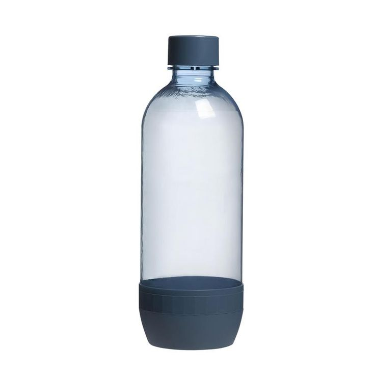 Sodastream Replacement Dishwasher Safe Soda Bottle (Blue.