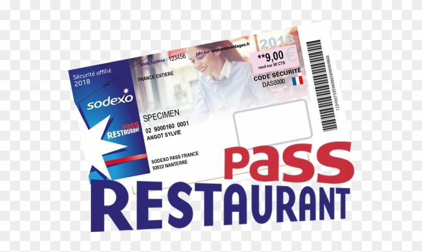 Titre Restaurant Sodexo.