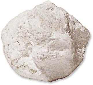 Thenardite Sodium Sulfate.