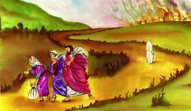 Art Clip II / Lot Leaves Sodom and Gomorrah.TIF.