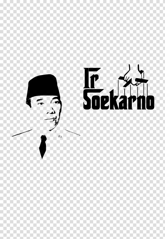 The Godfather Ir. Soekarno transparent background PNG.