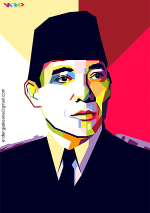 Sukarno PNG clipart images free download.