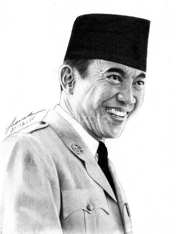 Soekarno, The Proclaimer.