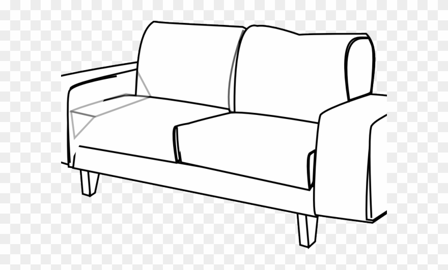 Furniture Clipart Stylized.