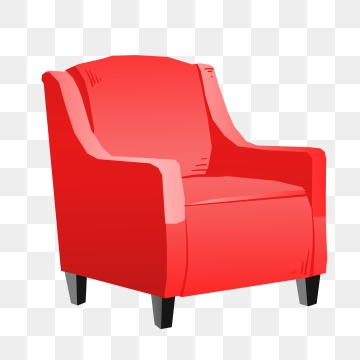 Sofa Chair PNG Images.