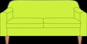 Sofa Clipart.