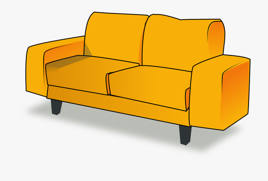 Sofa Clipart, Cliparts & Cartoons.