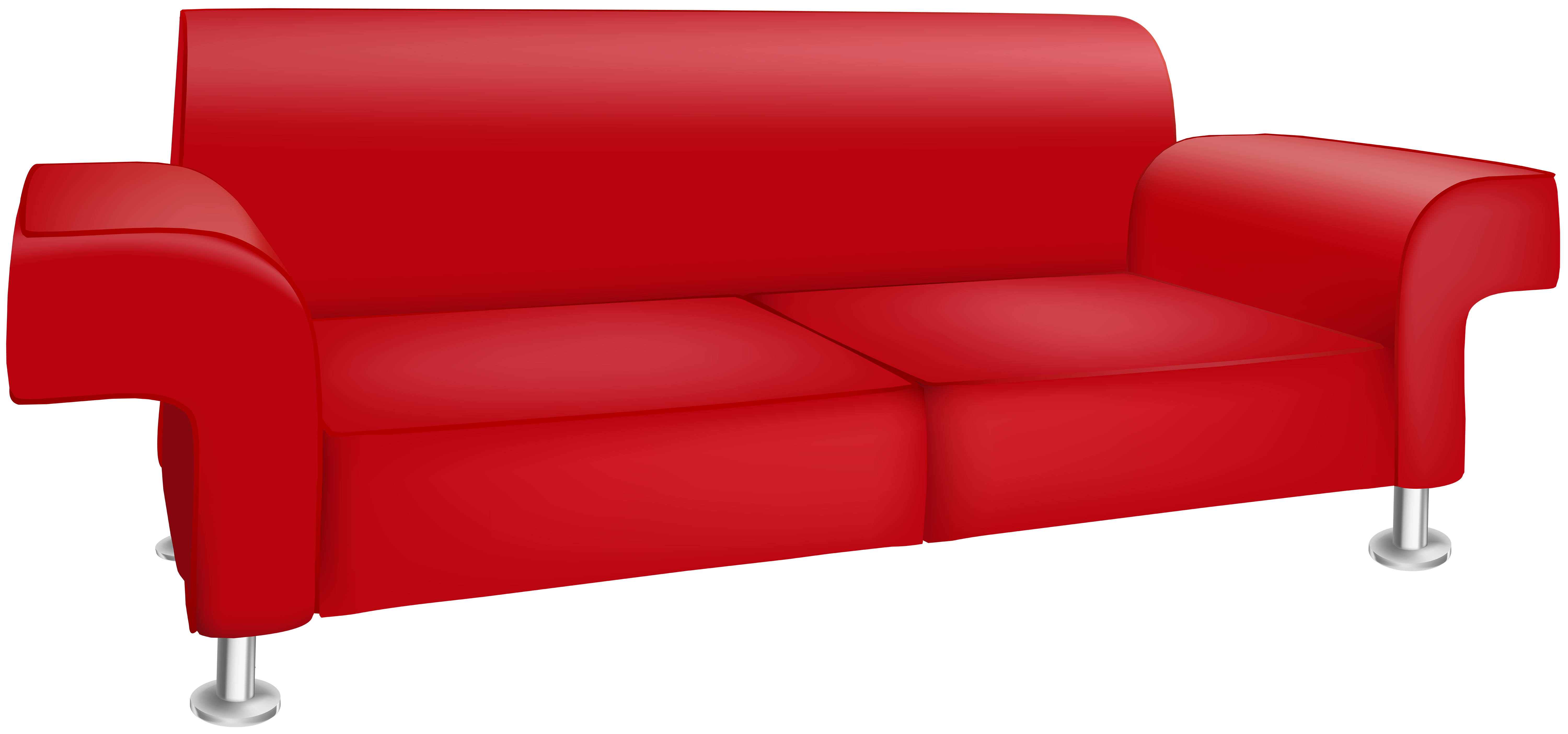 Sofa bed Table Couch Chair Clip art.