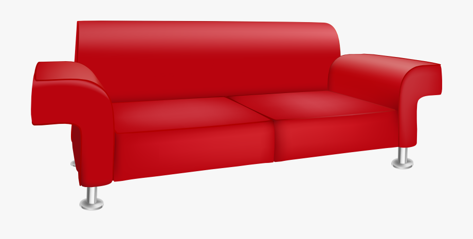 Couch Transparent Skinny.