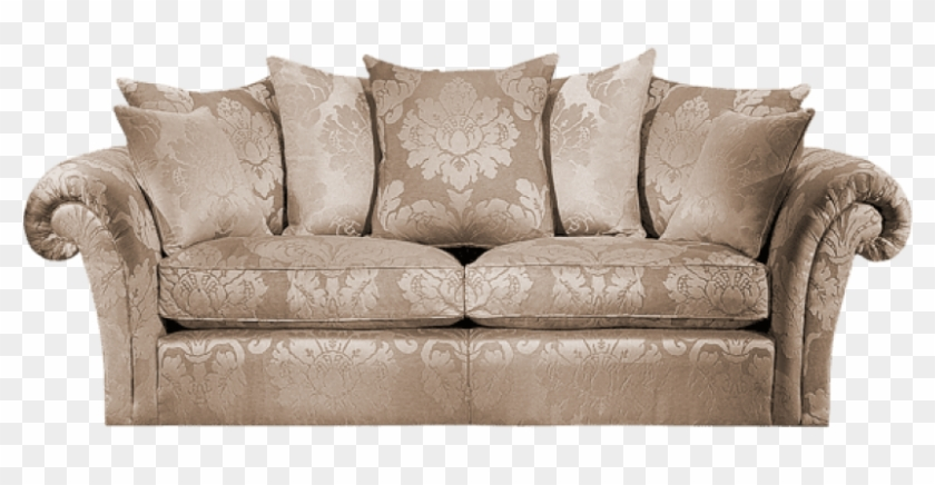 Free Png Download Transparent Beige Sofa Clipart Png.