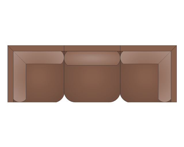 Couch Top View Png Vector, Clipart, PSD.