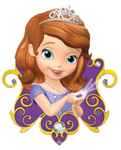 Sofia the First Clipart.