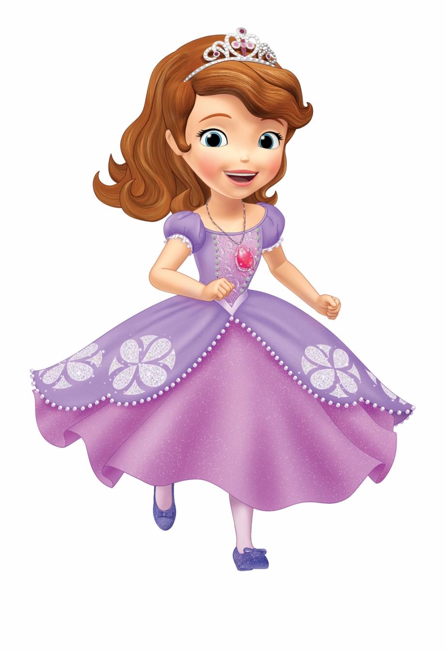 Princess Sofia Png.