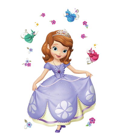 Download PRINCESS SOFIA Free PNG transparent image and clipart.
