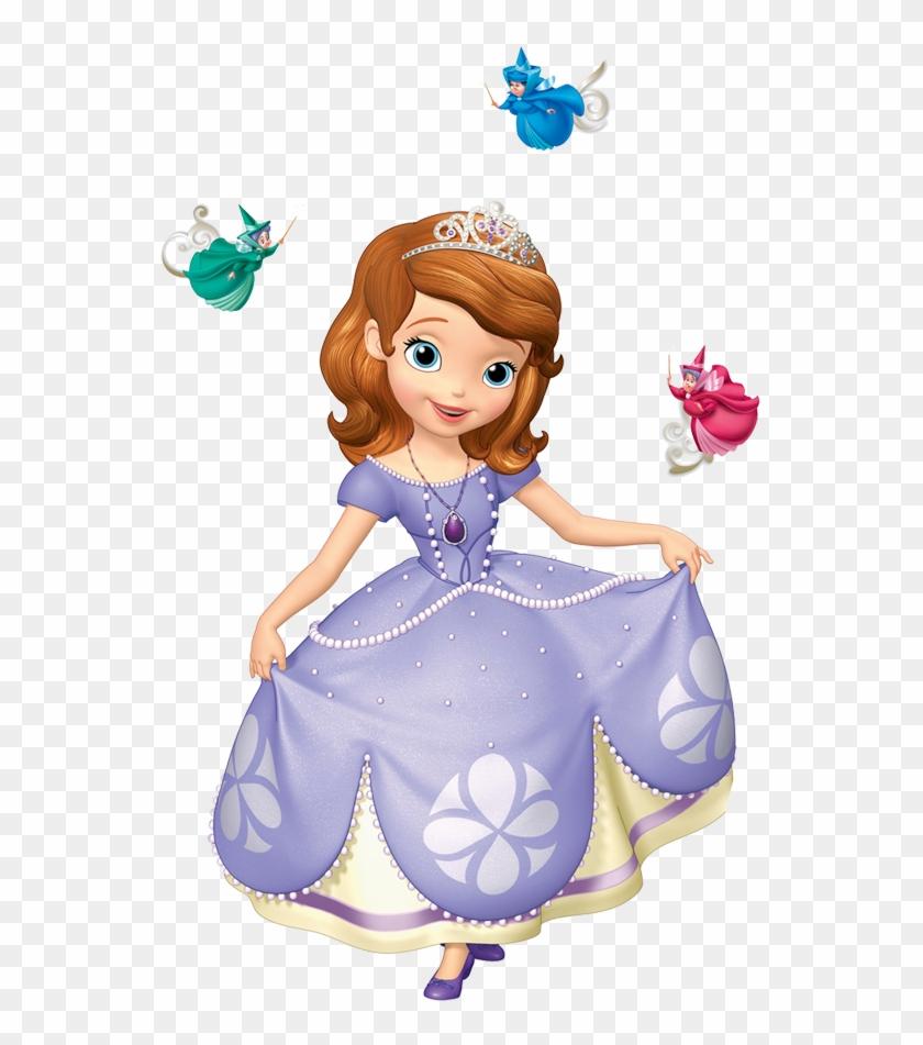 1st Birthdays, Princess Sofia The First, Princess Sofia.