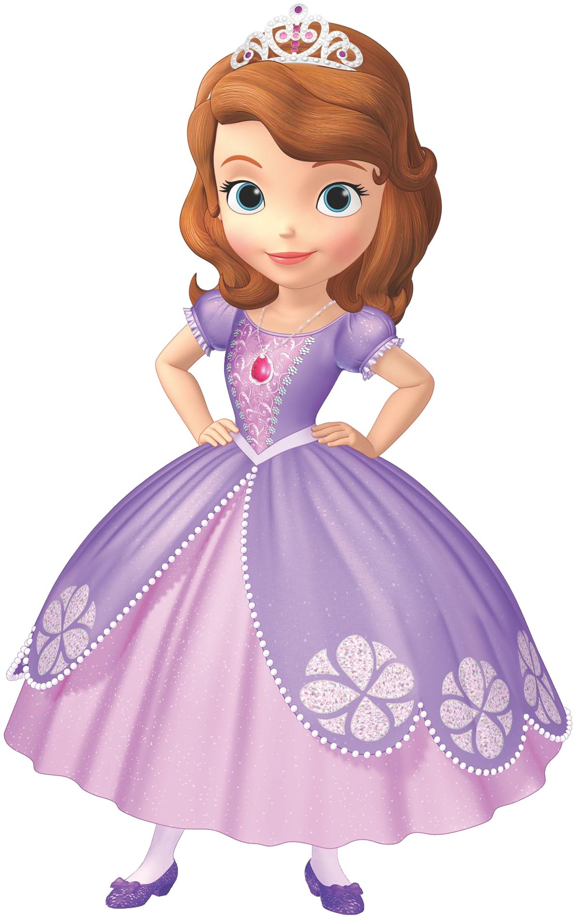 Princess Sofia.