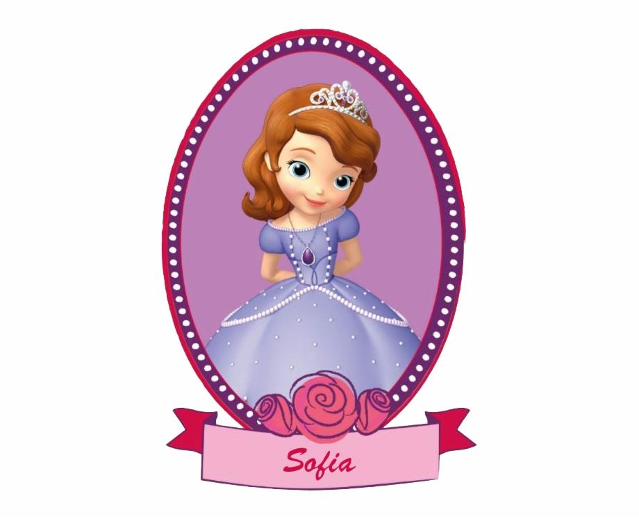 Princess Sofia Frame Png 2 Image.