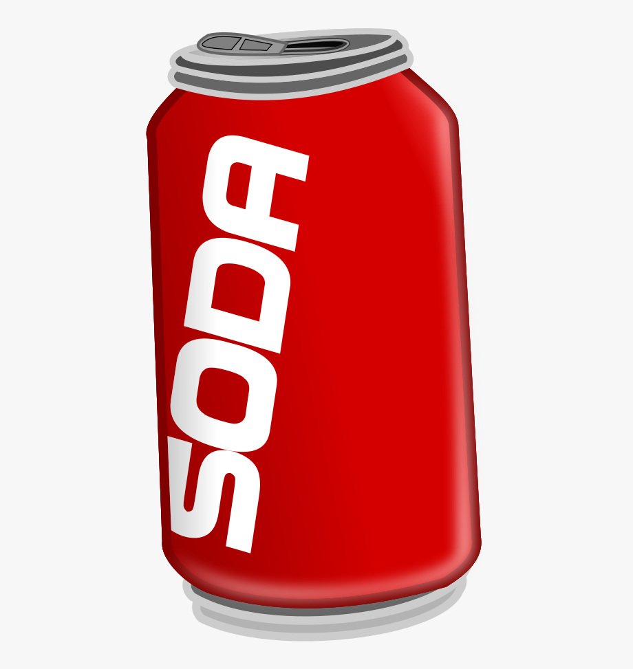 Soft Drinks Clipart.
