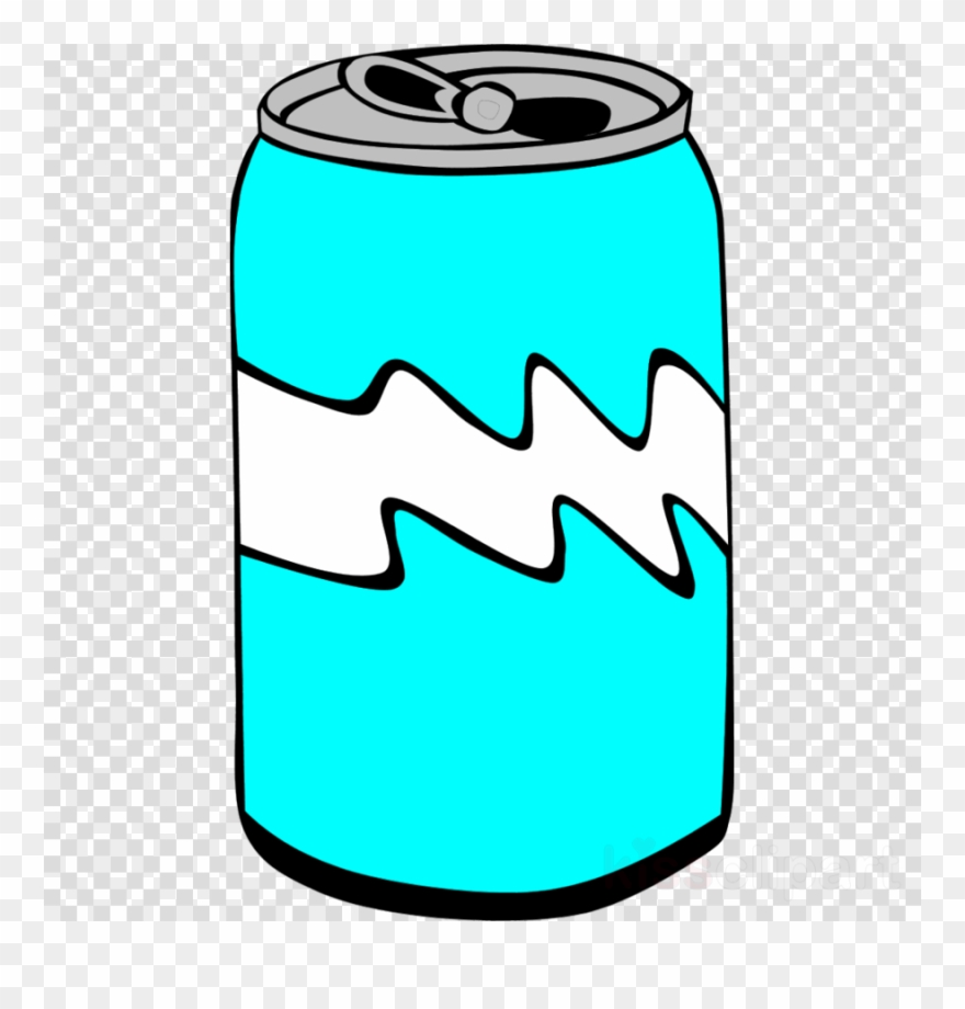 Soda Can Clipart Fizzy Drinks Drink Can Clip Art.