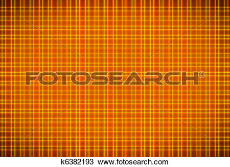 Drawing of Colorful soft focus orange background. k6382193.