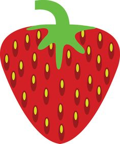 Fruit Clip Art Digital Fruit clipart Fruits by CandyBeeDesigns.