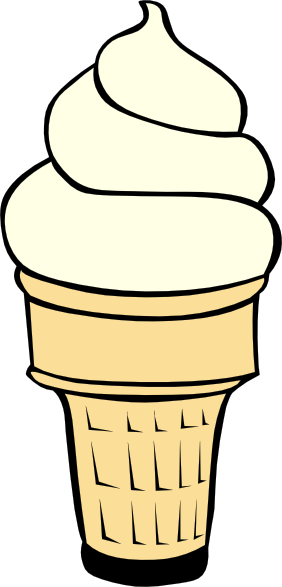 Soft Serve Clipart.