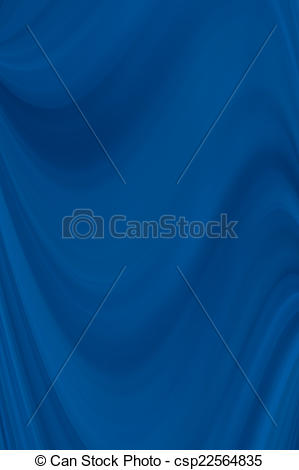 Drawings of blue soft light abstract background for design.