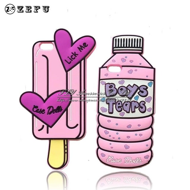 Aliexpress.com : Buy 3D Lovely Boys Tears Mineral Water Ice lolly.