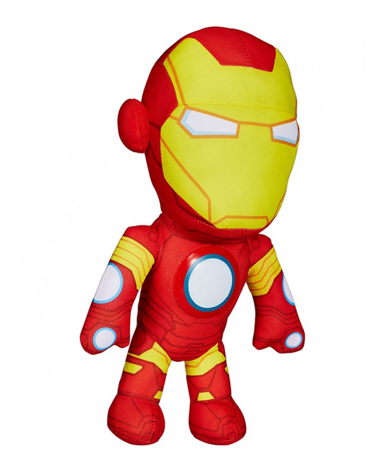 Avengers Iron Man Go Glow Soft Pal Night Light.