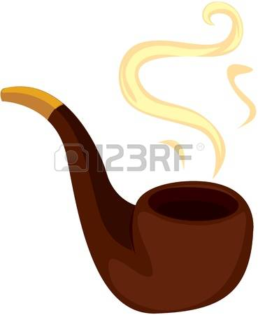 3,480 Smoking Pipe Stock Vector Illustration And Royalty Free.