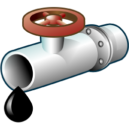 Pipe line Icon.